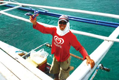 《最愛BORACAY!Vesta帶你玩長灘島》海上環島遊-9