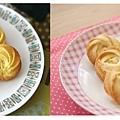 星期天的烘焙時光-奶油曲奇餅