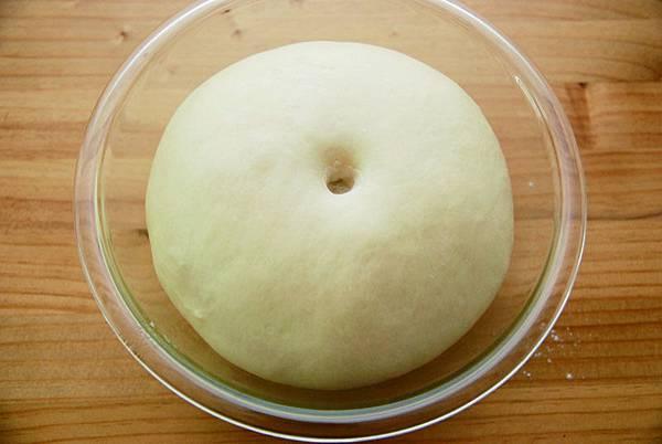 星期天的烘焙時光-麵糰1
