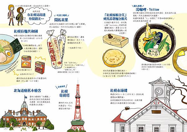 《列車進站中!日本夢幻鐵道手帖》-北斗星號3