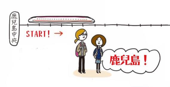 《列車進站中!日本夢幻鐵道手帖》-九州新幹線1