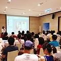 20130615_《藤原克也花嫁之路》新書分享會x美女賽車手Vita-5.JPG