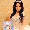 20130615_《藤原克也花嫁之路》新書分享會x美女賽車手Vita-8.jpg