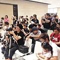20130615_《藤原克也花嫁之路》新書分享會x美女賽車手Vita-10.JPG