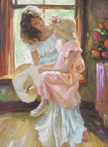 Painting  by Vladimir Volegov