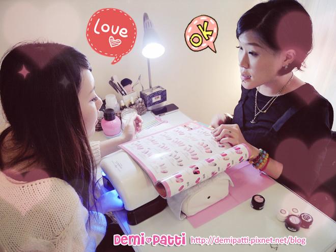 Doree Lash & Nail Studio光療 (21).jpg