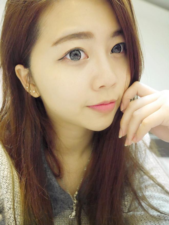 韓妞平眉_染眉_花娜小姐_misshana_畫眉