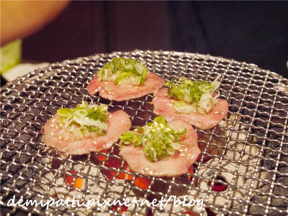 台中美食_長月燒肉_炭火料理酒亭_服務好氣氛佳