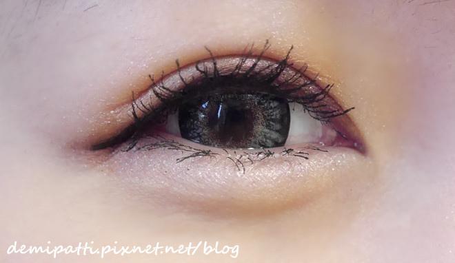 眼影盤試色分享 (MissHana/MEMEBOX/Sivanna HF-312) _顯色_亮晶晶