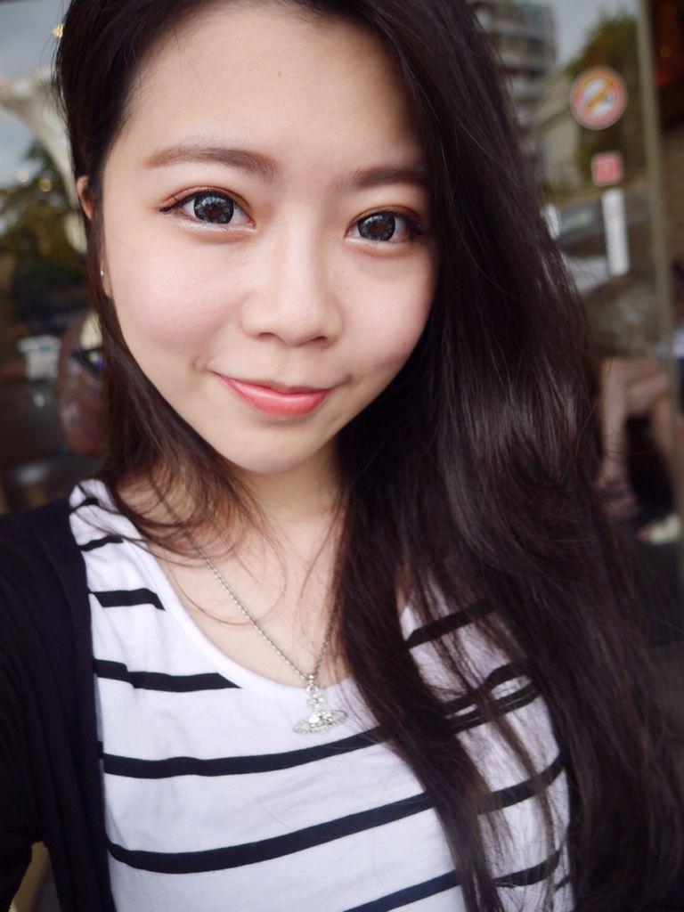 韓國GEO隱形眼鏡_花漾灰_花漾棕_大可可