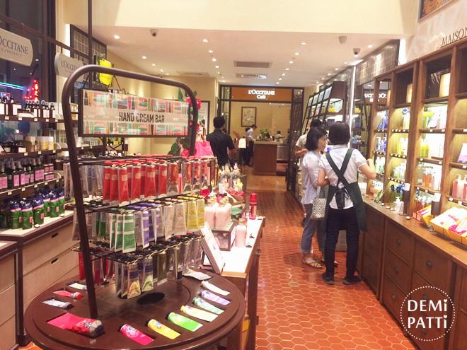 L'OCCITANE Café_歐舒丹_台北光復店_食記_國父紀念館