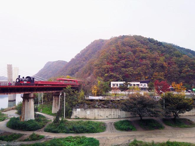 韓國 江村鐵道腳踏車 강촌레일바이크 (1).jpg