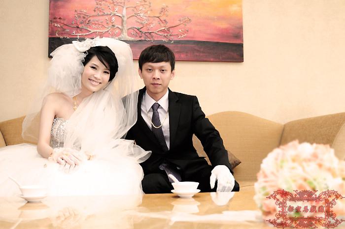 閔翔&琬宣結婚之囍218