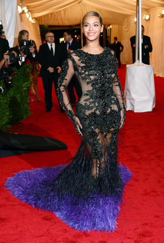 Beyoncé Knowles in Givenchy