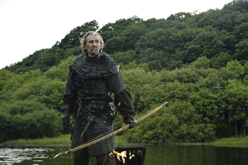 Clive Russell as Brynden (The Blackfish) Tully
