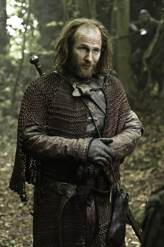 Paul Kaye as Thoros of Myr