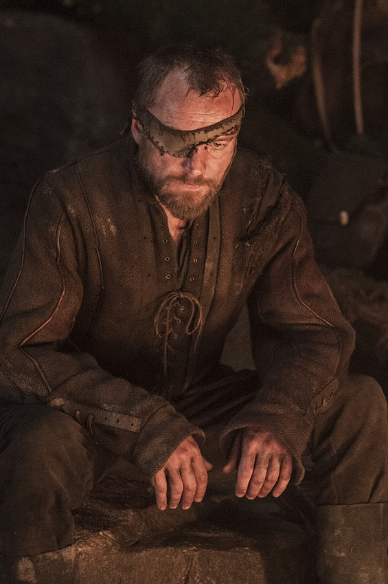 Richard Dormer as Beric Dondadarrion
