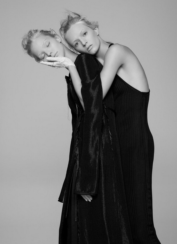sasha-luss-daria-strokous-by-pierre-debusschere-for-v-magazine-94-spring-2015-4