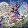 Josephine Wall Space Savers - Titania and Oberon