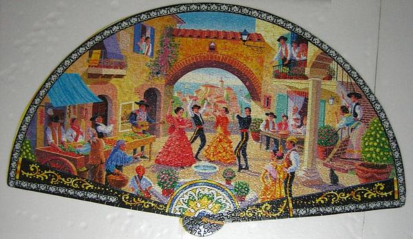 西班牙舞者