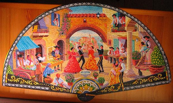 西班牙舞者 10