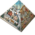 3D Pyramid - Four Seasons