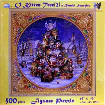 貓貓聖誕樹(包裝)
