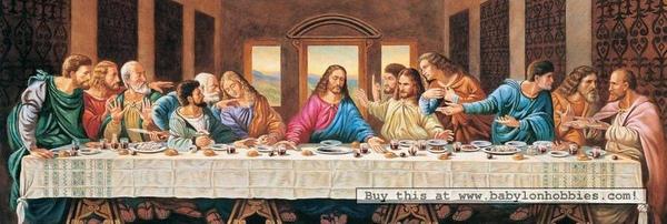 Last Supper (W.T)
