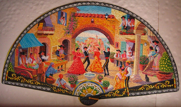 西班牙舞者 11