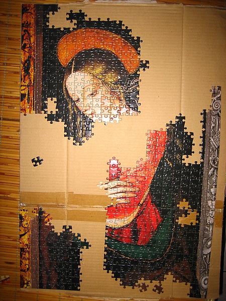 少女聖母肖像 3