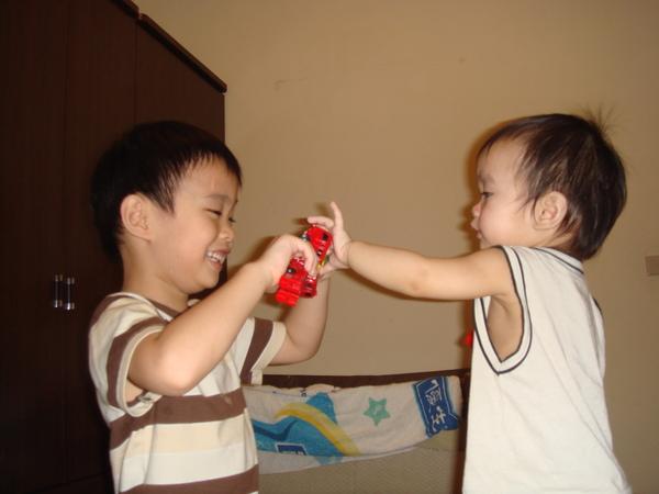 哥哥的玩具