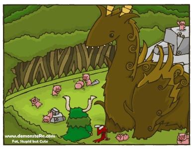 3-2 Piggy Land