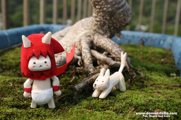 小惡魔與地獄犬