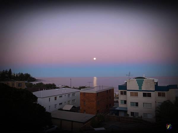 【2012.07.03 】King's Beach 月光海好美