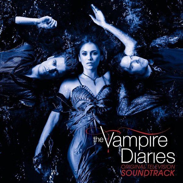 The Vampire Diaries Season 2 海報