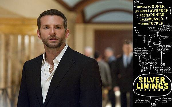 Silver Linings Playbook - Bradley Cooper