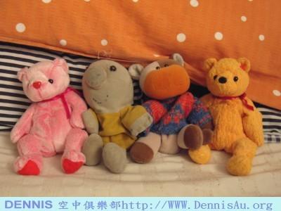 區小寶和他的好朋友們