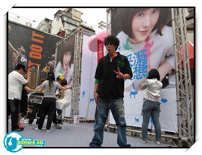 郭釆潔愛異想2009 with Ecko_01.jpg