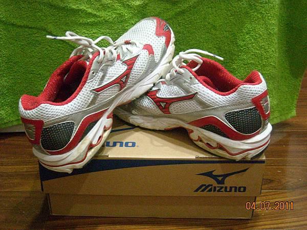 Mizuno 練習鞋(二)