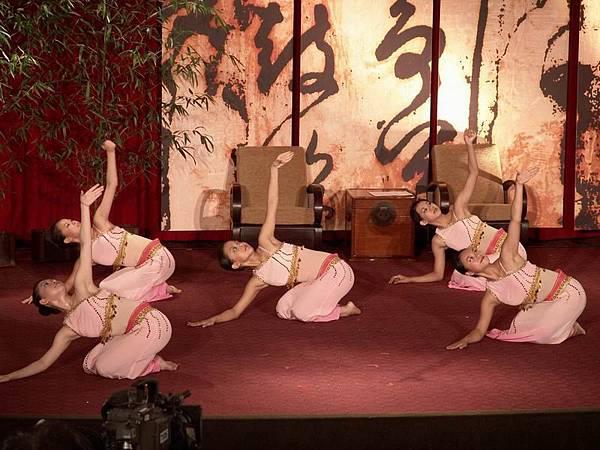 開場表演─傣族民族舞