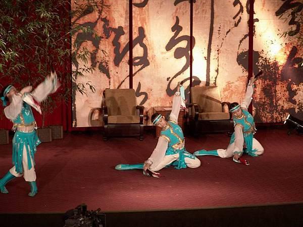 開場表演─蒙古民族舞