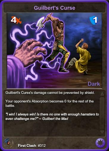 Guilbert's Curse