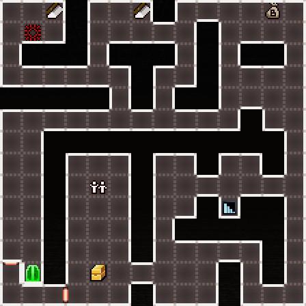 絶命院・十二層の扉