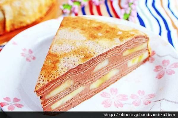 比利時香蕉千層蛋糕02.jpg