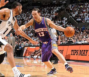 Nash vs Duncan