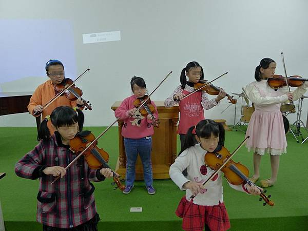 才藝課程-小提琴