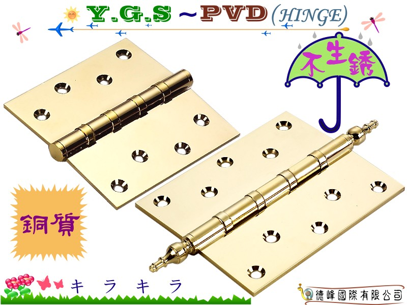 YGS~PVD HINGE