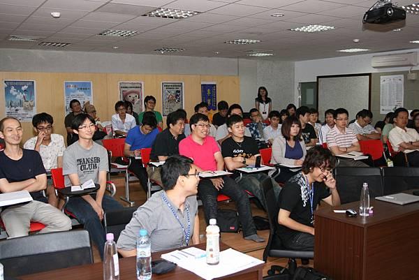 joomla 教學joomla聚會台中人數將近60人
