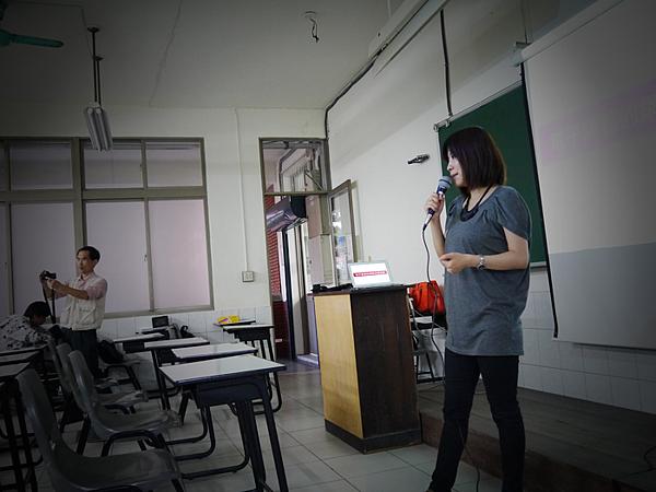 南台科技大學業界講師演講新世代電子商務