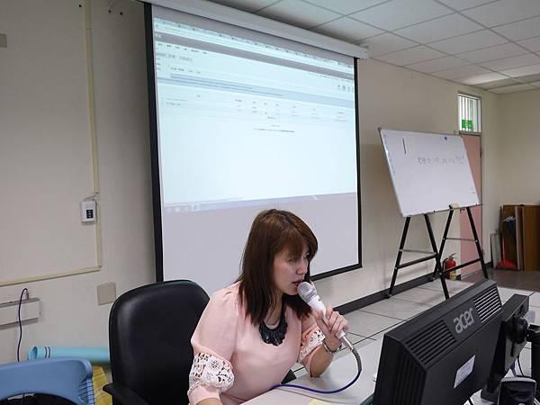 樹人護專邀請鼎益盛數位行銷擔任joomla講師校園主講網路行銷電子商務概念,幫助學生能與社會接軌